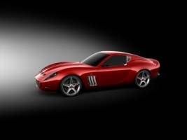 Vandenbrink Ferrari 599 GTO Side Wallpaper Ferrari Cars