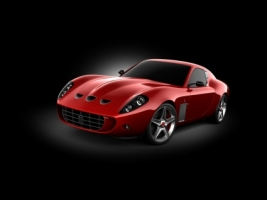 Vandenbrink Ferrari 599 GTO Wallpaper Ferrari Cars