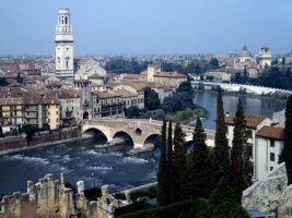 Verona Italy Wallpaper Italy World