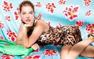 Victoria's Secret Model Barbara Palvin