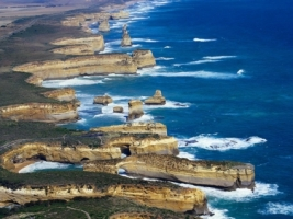 Victoria s Shipwreck Coast Wallpaper Australia World