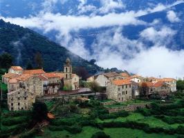 Village Corsica France