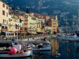 Villefranche Sur Mer Cote Azur France