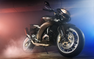 Vilner Aprilia Stingray Evil Bike