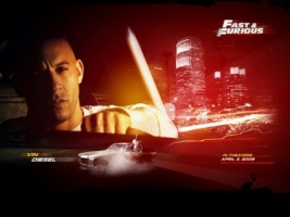 Vin Diesel in Fast Furious Wallpaper Vin Diesel Male celebrities