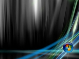 Vista Black Wallpaper Windows Vista Computers