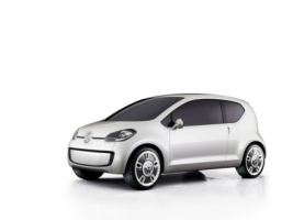 Volkswagen up Concept Wallpaper Volkswagen Cars