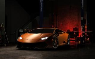 Vorsteiner Lamborghini Huracan V FF 105 2016