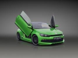 VW Scirocco JE Design Wallpaper Volkswagen Cars