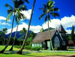 Waioli Huiia Church Hawaii