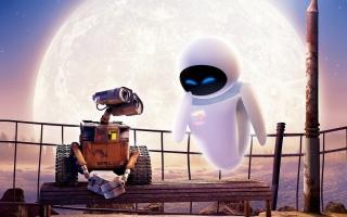 WALL E Eve