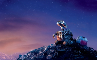 WALL-E on Earth