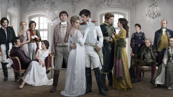 War & Peace 2016 TV Series