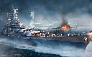 Wargaming World of Warships