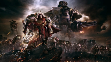Warhammer 40K Dawn of War III 4K