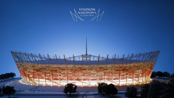 Warsaw Euro Football Stadium
