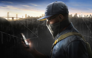 Watch Dogs 2 5K