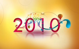 Welcome New 2010 Year