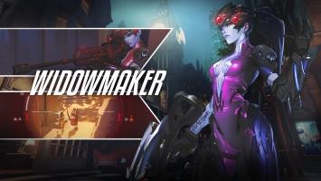 Widowmaker Overwatch