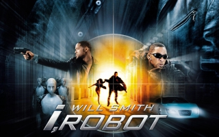 Will Smith I Robot