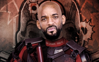 Will Smith Suicide Squad 2016