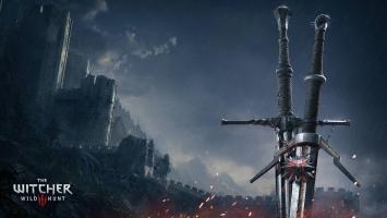 Witcher 3 Wild Hunt Swords