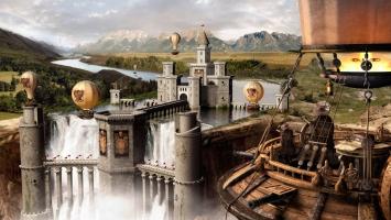 Wonderland Game Scene