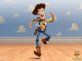 Woody in Toy Story 3