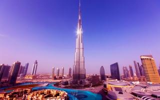 World's Tallest Tower Burj Khalifa