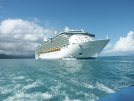 World Expensive Royal Caribbean Ship