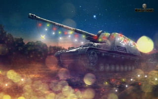 World of Tanks Holidays