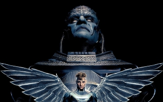 X Men Apocalypse Archangel