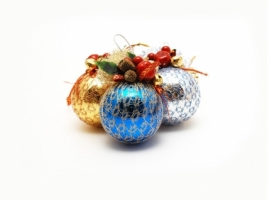Xmas Balls Wallpaper Christmas Holidays