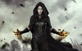 Yennefer The Witcher 3 Wild Hunt