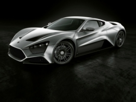 Zenvo ST1 Wallpaper Other Cars